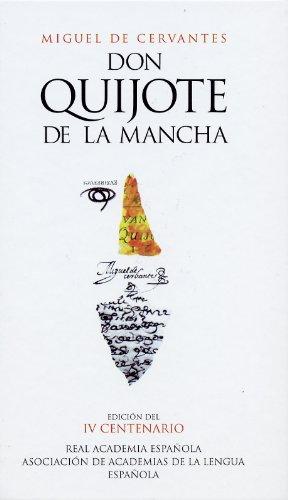 Don Quijote de la Mancha (Spanish Edition)