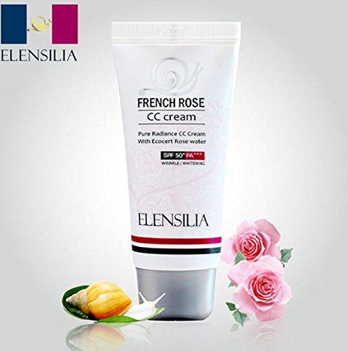 cc クリームspf 50エレンシルラ花の香り;;シシクリーム;;30g