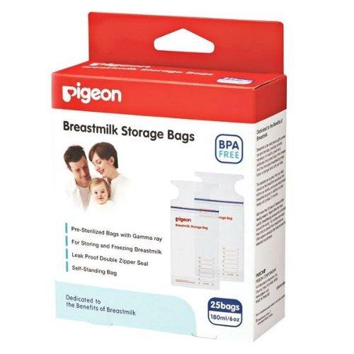 Breast Milk Freezer Bags front-1076675