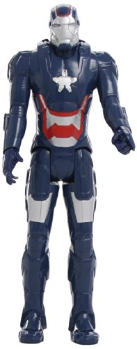 Marvel Avengers - Iron Man Patriot, 30 cm