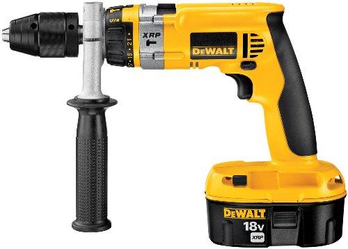 "DeWalt DCD959KX 1/2"" (13mm) 18V Cordless XRP Hammer/Drill/Driver Kit"