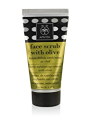 APIVITA Face Scrub with Olive 40ml