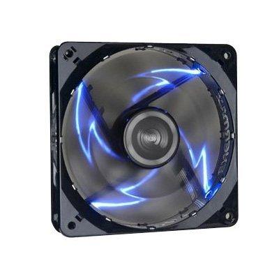 Enermax T.B.Silence 120Mm Led Twister Cooling Fan, Black/Blue Uctb12N-Bl