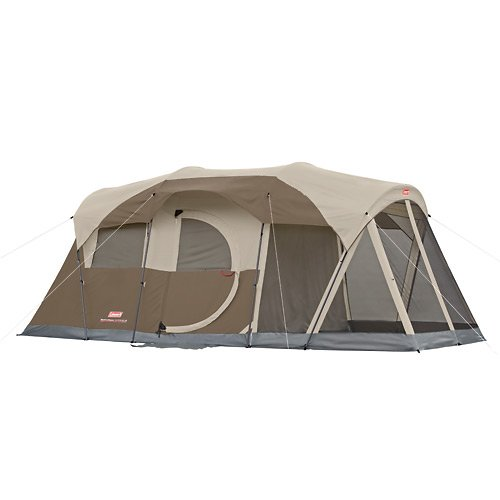 Coleman Screened 10 Person 16 X 10 Weathermaster