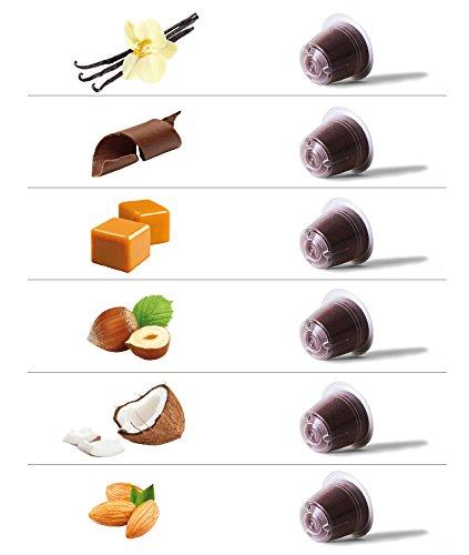 Shop for Gourmesso Flavor Bundle - 60 Nespresso ® Compatible Coffee Capsules / Pods - Gourmesso
