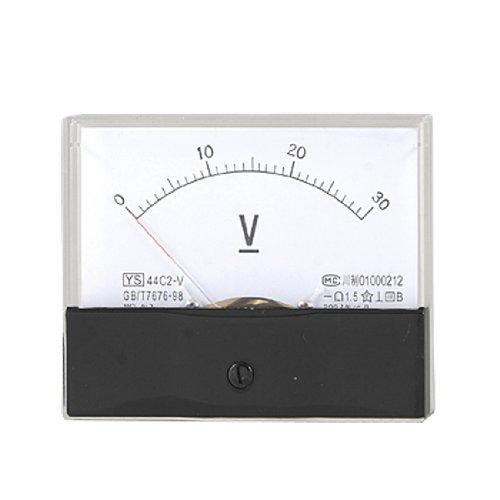 85C1 Fine Tuning Dial Analog Volt Panel Meter Gauge DC 0-15V CP