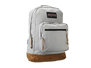 "JanSport Right Pack Active Backpack - Grey Rabbit - 18""H x 13""W x 8.5""D"