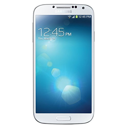 Samsung Galaxy S4 White - for Straight Talk with Fast 4g LTE Data Verizon Towers (Samsung Galaxy For Straight Talk compare prices)