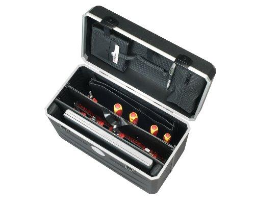 Parat-208330-151-LapTool-Tron-X-mit-Trolley-fr-Laptop-und-Werkzeug-schwarz-Ohne-Inhalt