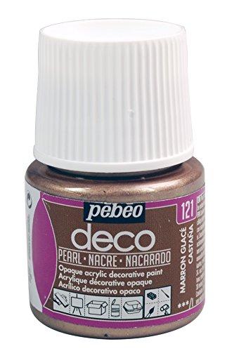 pebeo-deco-peinture-45-ml-nacre-marron-glace