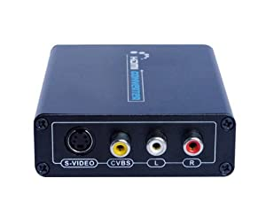 テック アナログ/HDMIアップコンバーター ANTOHDMI