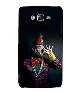 printtech Joker Clown Back Case Cover for Samsung Galaxy J7 (2016 )