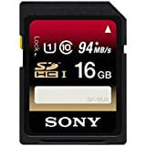 Sony SF16UX Class10 16GB SDHC Speicherkarte mit UHS Interface