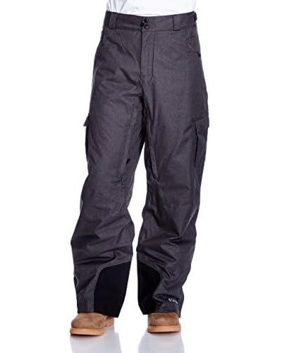 Columbia Pantalone da Sci [Celeste]