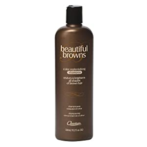 Quantum Beautiful Browns Color Replenishing Shampoo