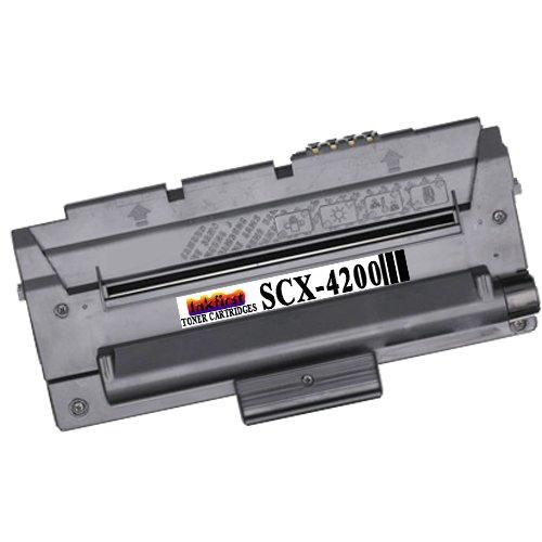 Toner Cartridge SCX-D4200A ( SCXD4200A ) Compatible Remanufactured for Samsung SCX-4200 SCX4200 Black