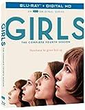 Girls: Season 4 [Blu-ray + Digital Copy]