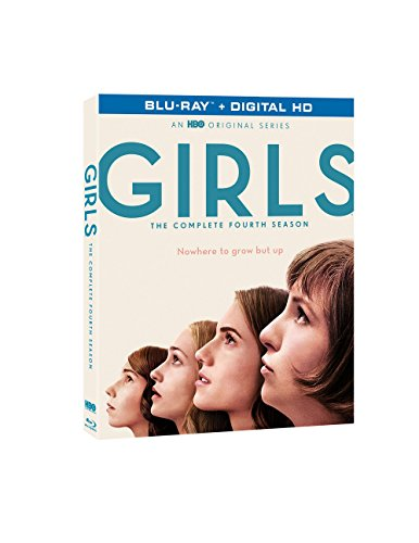 Blu-ray : Girls: The Complete Fourth Season (2 Pack, 2 Disc)