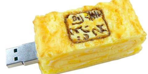 ソリッドアライアンス SushiDisk-玉4GB SDGY-04G