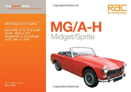 Geile Mg midget buyers guide not