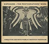 img - for Exposure Work by Ten Photographers book / textbook / text book