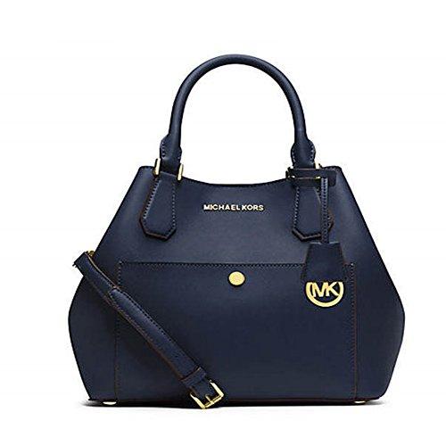 Bagoddess Satchel PU Leather Multiple Purse Zipper Elegant Multiple Large Tote Handbag(C1)