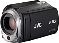 JVC GZ-HD500 80 GB High Definition HDD Camcorder from JVC