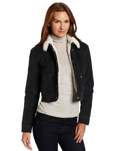 Levi S Women S Sherpa Cord Jacket Thanksgiving Day 2012