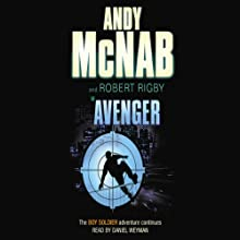 Avenger: Boy Soldier, Book 3 (       ABRIDGED) by Andy McNab, Robert Rigby Narrated by Daniel Weyman