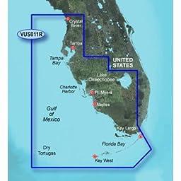 Garmin vus011r southwest florida sd card over $150