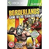 Borderlands Game of the Year Edition Classics XBOX 360