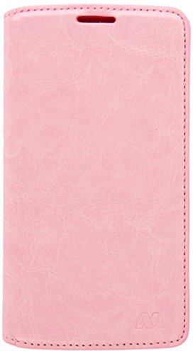 MyBat LG G4 MyJacket Wallet with Tray - Retail Packaging - Pink - 1