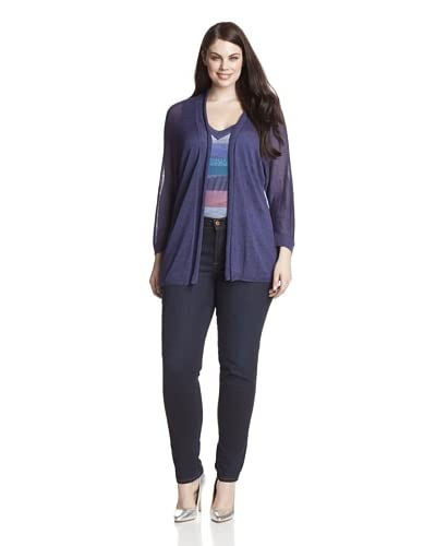 NIC+ZOE Plus Women's Dolman Cardigan