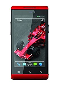 Xolo Q500s IPS  Red  available at Amazon for Rs.3899