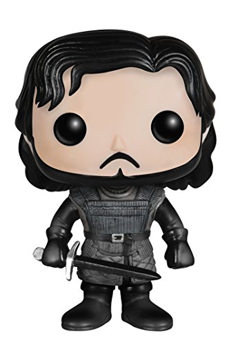 Funko POP TV: Game of Thrones - Jon Snow Training Ground Figure - 1