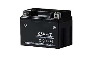 液入バッテリー CT4L-BS (YT4L-BS互換)