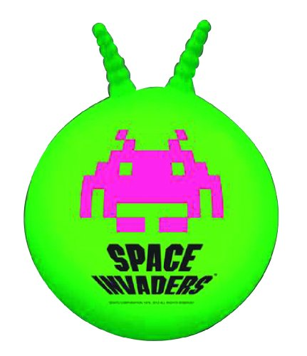 50Fifty Space Invaders 60cm Hopper
