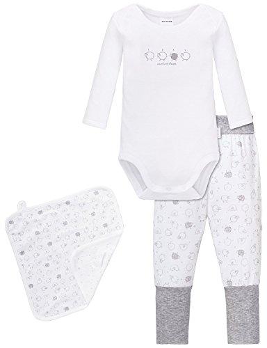Schiesser Baby-Jungen Unterwäsche Set Unisex, 3er Pack, Mehrfarbig (Sortiert 1 901), 86 (Herstellergröße: 086)