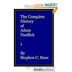 The Complete History of Adam Panflick Book One