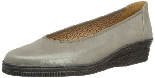 Gabor Womens Piquet Loafers 86.400.12 Beige 7.5 UK, 41 EU