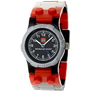 LEGO Kids' 4271021BLK Racers Watch