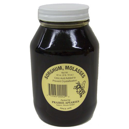 Amish Sorghum-Molasses - 42 Oz Jar