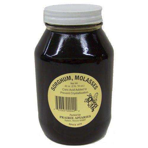 Amish Sorghum-Molasses - 42 Oz Jar