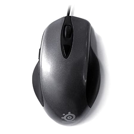 SteelSeries Ikari Optical Gaming Mouse (Grey)