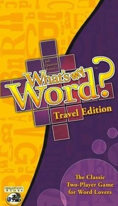 What's My Word - TRAVEL EDITION - 1