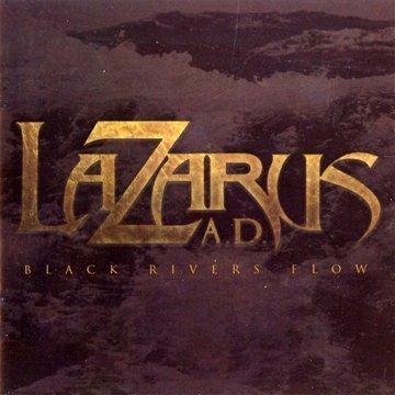 Black Rivers Flow by Lazarus A.D. (2011) Audio CD