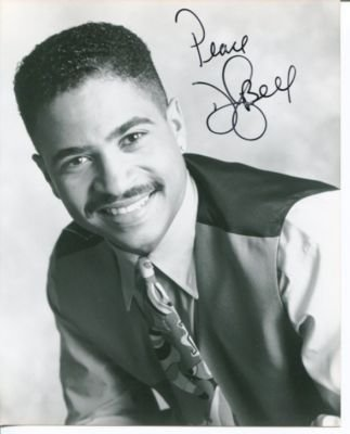 Darryl M. Bell A Different World Homeboys in Outer Space Signed Autograph Photo - Signed