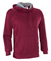 CLOSEOUT Russell Athletic Men's Technical Performance Fleece Pullover Hoodie