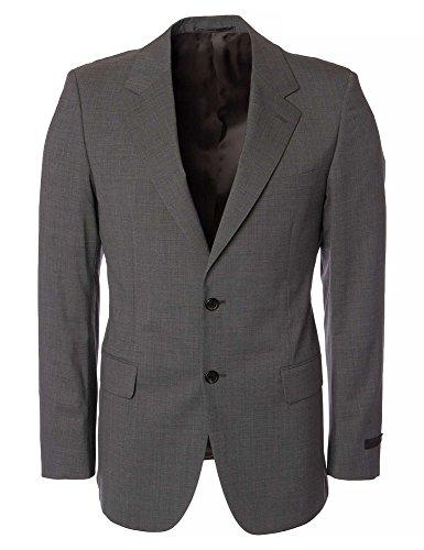 PRADA Milano Uomini Giacca elegante grigio 46/XS
