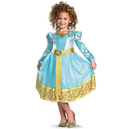 disney princesses x	doll, merida and